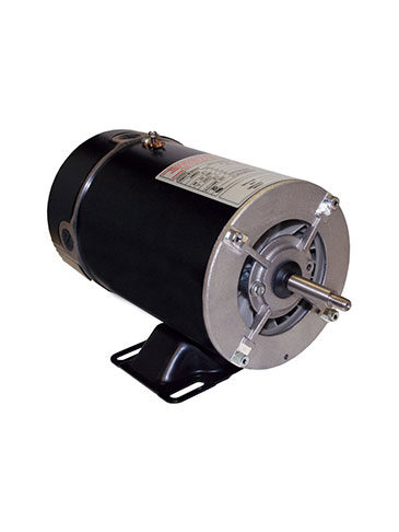 BN25V1 Century 1 hp 3450 RPM 48Y Frame 115V Pool & Spa Electric Motor